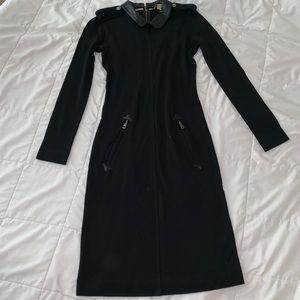 Burberry Brit Wool Dress